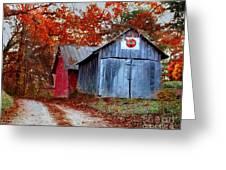 Back Road Treasures  Greeting Card