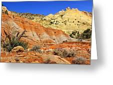 Back Roads Utah Greeting Card