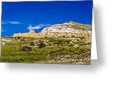 Badlands 14 Greeting Card
