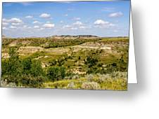 Badlands 21 Greeting Card