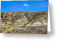 Badlands 27 Greeting Card