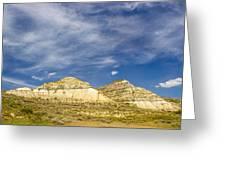 Badlands 33 Greeting Card