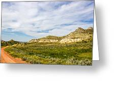 Badlands 38 Greeting Card