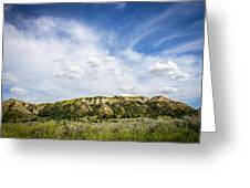 Badlands 48 Greeting Card
