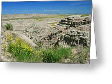 Badlands National Park  1 Greeting Card