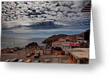 Baja Mexico Greeting Card