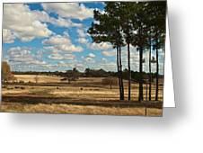 Bakers Ranch Greeting Card
