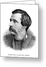 Ballington Booth (1865-1948) Greeting Card