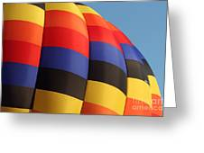 Balloon-color-7266 Greeting Card
