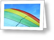 Balloon Fantasy 45 Greeting Card
