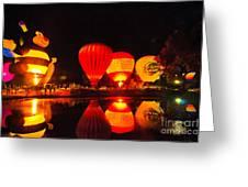Balloon Fest 2 Greeting Card