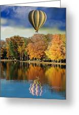 Baloon Series  Greeting Card