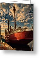Baltimore Bay  Greeting Card