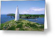 Baltimore Beacon Greeting Card