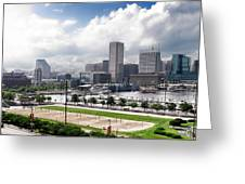 Baltimore Maryland Greeting Card