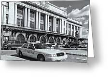 Baltimore Pennsylvania Station II Greeting Card