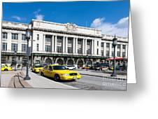 Baltimore Pennsylvania Station IIi Greeting Card