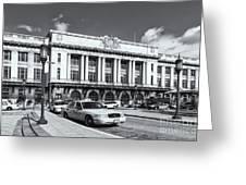 Baltimore Pennsylvania Station Iv Greeting Card