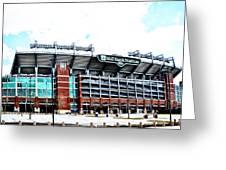 Baltimore Ravens - M And T Bank Stadium Greeting Card
