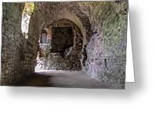 Balvenie Castle - 4 Greeting Card