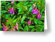 Bama Blooms Greeting Card