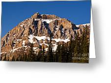 Banff National Park Scenic 1 Greeting Card