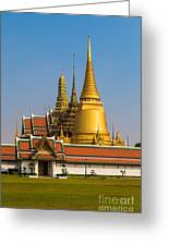 Bangkok 06 Greeting Card