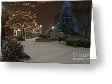 Bangor Maine Christmas Greeting Card