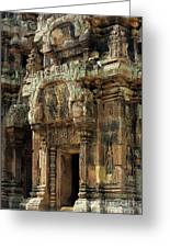 Banteay Srei Temple 01 Greeting Card