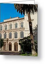 Barberini Palace Greeting Card