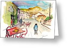 Barca De Alva Street 01 Greeting Card