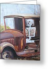 Bare Bones Greeting Card