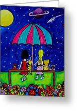 Barefoot Best Friend Wish Upon A Star Greeting Card