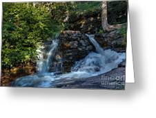 Baring Falls Greeting Card