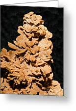 Barite Greeting Card