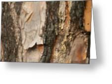 Bark X Greeting Card