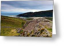 Barmouth Estuary Greeting Card