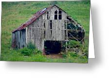 Barn 1 Greeting Card