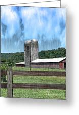 Barn 28 - Featured In Old Buildings And Ruins Group Greeting Card