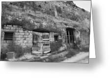 Barn In Anghiari Greeting Card