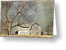 Barn - Missouri's Backroads Greeting Card