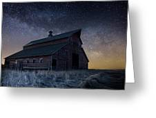 Barn V Greeting Card