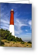 Barnaget Lighthouse Greeting Card