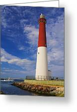 Barnegat Light New Jersey Greeting Card