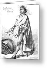 Bartholomew Columbus (c1445-c1514) Greeting Card