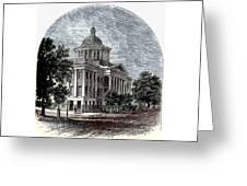 Barton Academy - Mobile Alabama Greeting Card