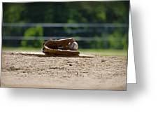 Baseball - America's Game Greeting Card