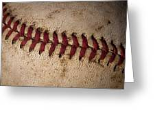 Baseball - America's Pastime Greeting Card