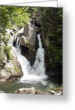 Bash Bish Falls 1 Greeting Card