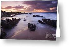 Basham Twilight Greeting Card